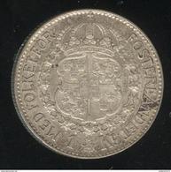 1 Couronne Suède 1939 - Sweden