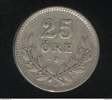 25 Ore Suède 1930 - Suède