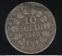 10 Soldi Vatican 1868 - Vatican