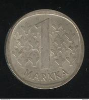 1 Mark Finlande / Suomi 1968 - Finland