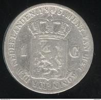 1 Gulden - Pays Bas / Netherland / Nedeland 1845 - Willem II - 1840-1849 : Willem II