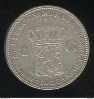 1 Gulden - Pays Bas / Netherland / Nedeland 1923 - Wilhelmina - [ 3] 1815-… : Royaume Des Pays-Bas