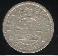 10 Escudos 1952 Mozambique Colonie Portugaise - Portugal