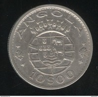 10 Escudos Angola 1952 - Colonie Portugaise / Portuguese Colony - TTB - Portugal