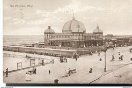 CPA  Rhyl - The Pavillon - Circulé 1913 - Pays De Galles