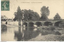 CPA  Vailly - Pont Sur La Sauldre - Circulé - Autres Communes