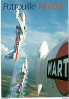 Photo Format Carte Postale Moderne - Patrouille Martini - Etat Neuf - Alcools