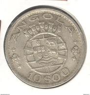 10 Escudos Angola 1955 - Colonie Portugaise / Portuguese Colony - TTB - Portugal