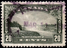 CANADA - Scott #225 Niagara Falls (*) / Used Stamp - Used Stamps