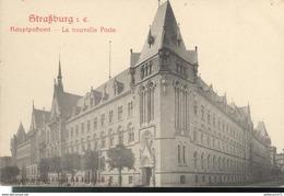 CPA  Strassburg - Nouvelle Poste - Non Circulé - Strasbourg