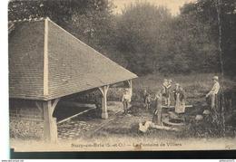 CPA  Sucy En Brie - Fontaine De Villier - Non Circulé - France