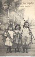 CPA 1er Avril - Nous Avons Pêché Pour Vous Plaire... - Circulée 1905 - April Fool's Day