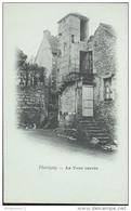 CPA Flavigny - La Tour Carrée - Non Circulée - Dijon