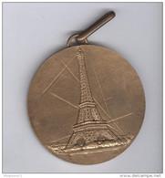 """Médaille """"Tour Eiffel"""" - France"""