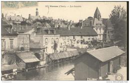 CPA Pont Saint Esprit - Eglise Saint Pierre- Circulée 1906 - Pont-Saint-Esprit