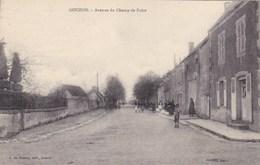 Creuse - Gouzon - Avenue Du Champ-de-Foire - France