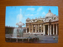 Tarjeta Postal De Vaticano - Vaticano