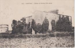 CPA Lorignac - Château De Bardine (XIIe Siècle) - France