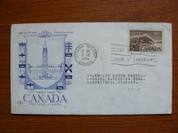 Sobre De Canadá - Cover - Canada