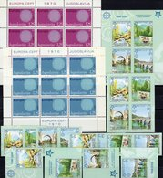EUROPA Sonne 1970 JUGOSLAVIJA 1379/0 KB,Bosnia 339/2,ZD,VB+Block 13B ** 359€ M/s Blocs Ss Sheetlets Bf Topic CEPT - Bosnie-Herzegovine