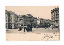 Cartolina / Postcard / Viaggiata/Sent / Vienna/Wien - Hotel Imperial - 1904 - Vienna