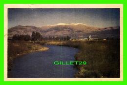 GALILEE, ISRAEL - MT. HERMON AND RIVER JORDAN - CIRCULÉE - - Israel