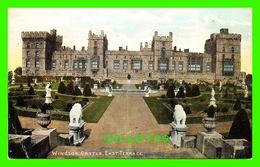 WINDSOR, UK - WINDSOR CASTLE, EAST TERRACE - TRAVEL IN 1905 -  DAVIDSON BROS - - Windsor Castle
