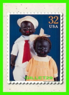 TIMBRES REPRESENTATIONS - CLASSIC AMERICAN DOLLS, ALABAMA BABY / MARTHA CHASE - - Timbres (représentations)