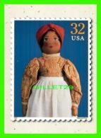TIMBRES REPRESENTATIONS - CLASSIC AMERICAN DOLLS, BABYLAND RAG, 1893-1928 - - Timbres (représentations)