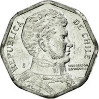 Monnaie, Chile, Peso, 2006, Santiago, TTB, Aluminium, KM:231 - Chili