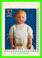 TIMBRES REPRESENTATIONS - CLASSIC AMERICAN DOLLS, MARTHA CHASE, 1890 TO 1925 - - Timbres (représentations)