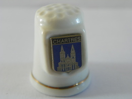 """Dé A Coudre """"Chartres"""" - Thimbles"""