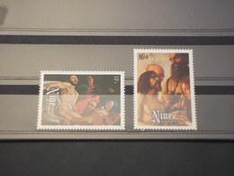 NIUE - 1978 QUADRI PASQUA 2 VALORI - NUOVI(++) - Niue