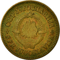 Monnaie, Yougoslavie, 10 Para, 1974, TTB, Laiton, KM:44 - Yougoslavie