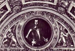 Firenze - Palazzo Vecchio - Studiolo Di Francesco I De Medici - Cosimo I De Medici (Bronzino) - Firenze