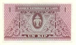 LAOS  P. 8b 1 K 1962 UNC - Laos