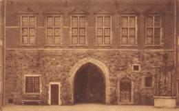 Château De GAESBEEK-lez-BRUXELLES - Soubassements De Grès De L'ancien Château - Lennik