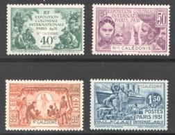 1931  Exposition Coloniale  Série Neuve Sans Charnière - New Caledonia