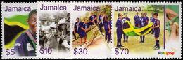 Jamaica 2007 Scouting Unmounted Mint. - Jamaica (1962-...)