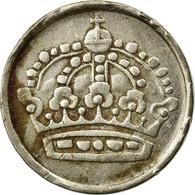 Monnaie, Suède, Gustaf VI, 10 Öre, 1954, TB+, Argent, KM:823 - Suède