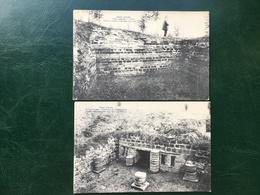 Basse-Wavre/-2 Cpa De La Villa Romaine-1908 - Wavre