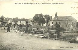 MESSAC - GUIPRY  -- Pont, La Route De La Gare Et Le Moulin         -- Lamiré 2162 - France