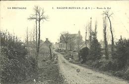 BAGUER MORVAN  -- Route De DOL..         -- - France