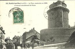 LMONTFORT SUR MEU  -- La Tour, Construite En 1389 Et Servant .....                .         -- Lamiré 212 - France