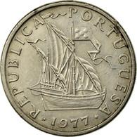 Monnaie, Portugal, 5 Escudos, 1977, TB, Copper-nickel, KM:591 - Portugal