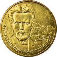 Monnaie, Pologne, Aleksander Gierymski (painter), 2 Zlote, 2006, Warsaw, TTB - Pologne