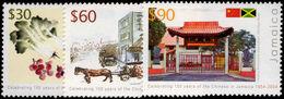 Jamaica 2005 Chinese Population In Jamaica Unmounted Mint. - Jamaica (1962-...)