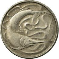 Monnaie, Singapour, 20 Cents, 1976, Singapore Mint, TTB, Copper-nickel, KM:4 - Singapour