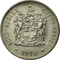 Monnaie, Afrique Du Sud, 20 Cents, 1978, SUP, Nickel, KM:86 - Afrique Du Sud