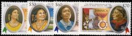 Jamaica 2005 Mary Seacole Unmounted Mint. - Jamaica (1962-...)